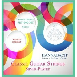 Hannabach 600 Silver-Plated
